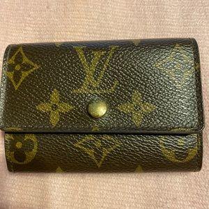 Louis Vuitton card/coin purse